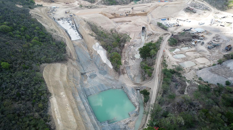 1200 MM Pumping Line La Zurza Interceptors