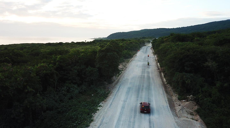Barahona road